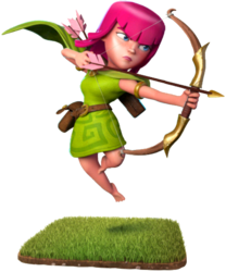 Archer Clash Of Clans