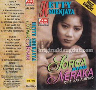 Hetty Soenjaya Sorga Atau Neraka 1996