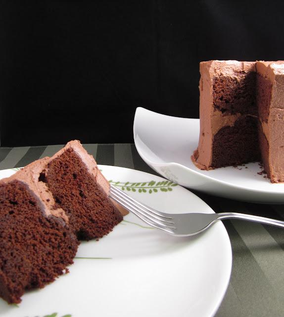 gluten free, chocolate, cake