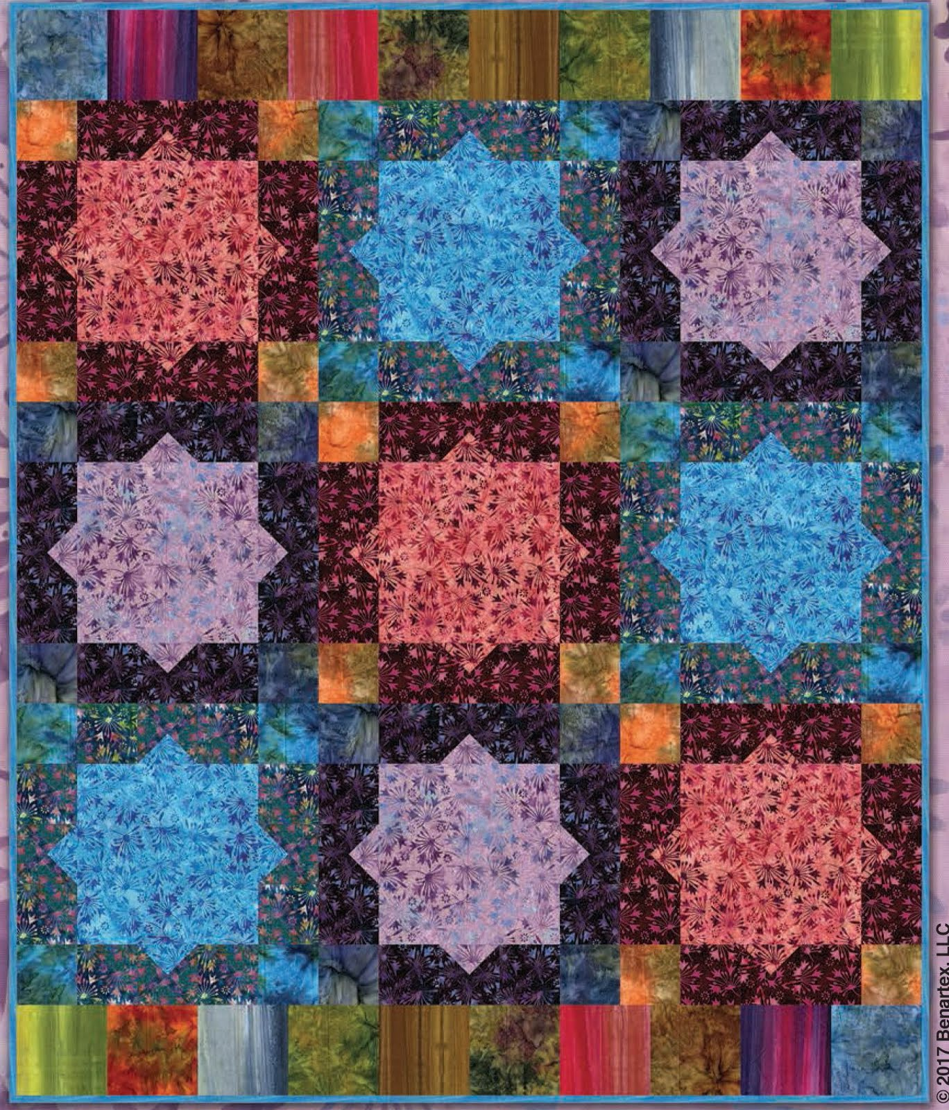 Free pattern! mystic valley quilt