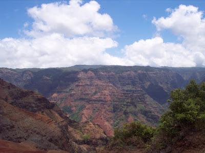 Kauai Hawaii, Waimea Canyon