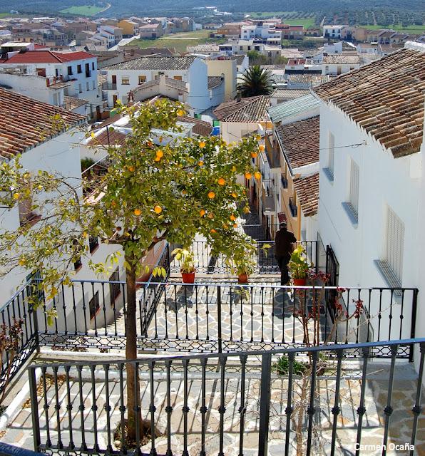 Resultado de imagen de barrio de los villares villanueva del trabuco