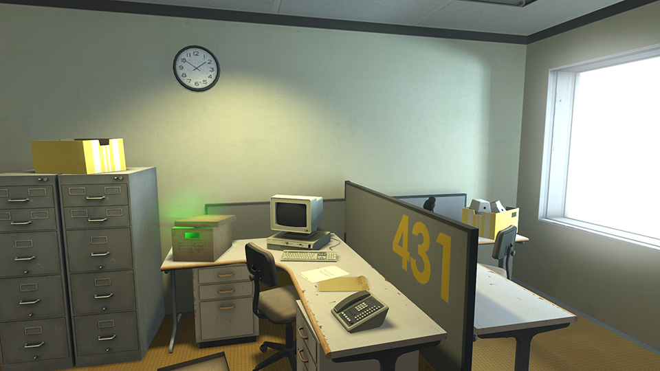 Download Game The Stanley Parable PC Windows dan Mac Gratis
