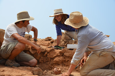 Ολοκληρώθηκαν οι φετινές ανασκαφές στη Γερόνησο
