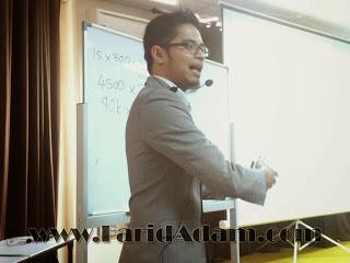 Seminar Sublet Yang Serius Tapi Santai, Afiq Zhafri