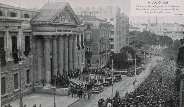 1931-1978: de constituciones y transiciones