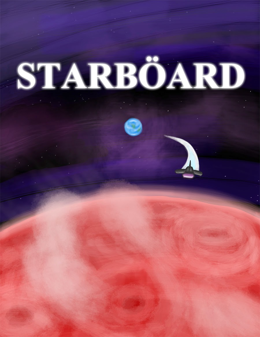 STARBOARD Cover Art