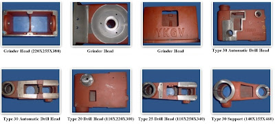 Parts of Vessel