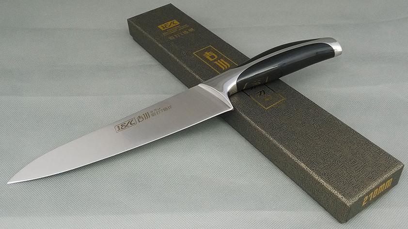 Отличный кухонный нож для души.