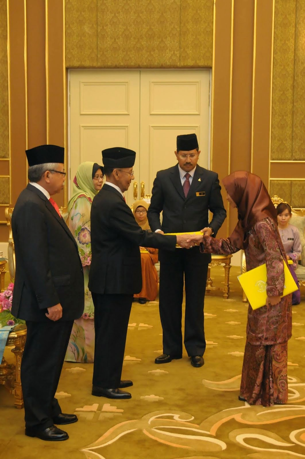 2013/2014 King's Scholar