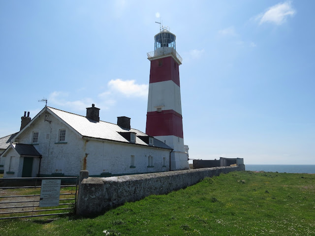 Bardsey Island Lighthouse, Wales