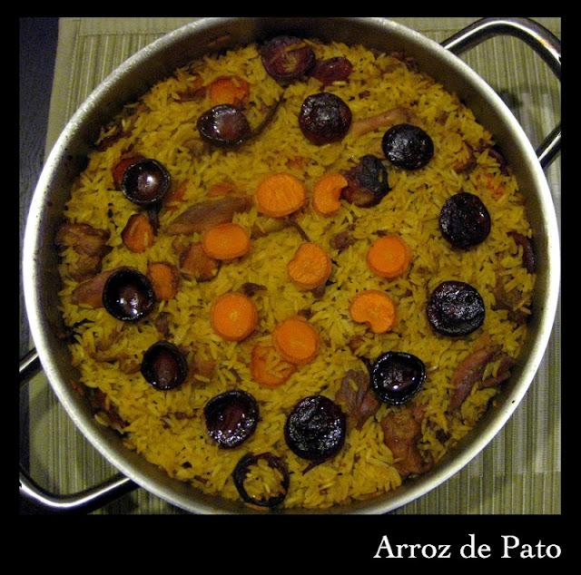 The Bacalhau Chronicles: Arroz de Pato