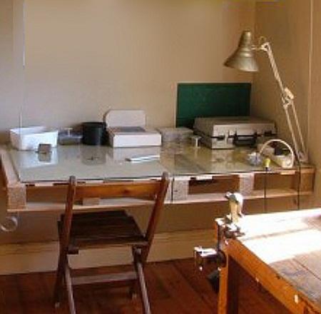 escritorios con palets reciclados muebles y