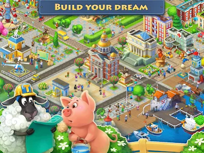 Download Game Airport City v4.3.2.1 APK