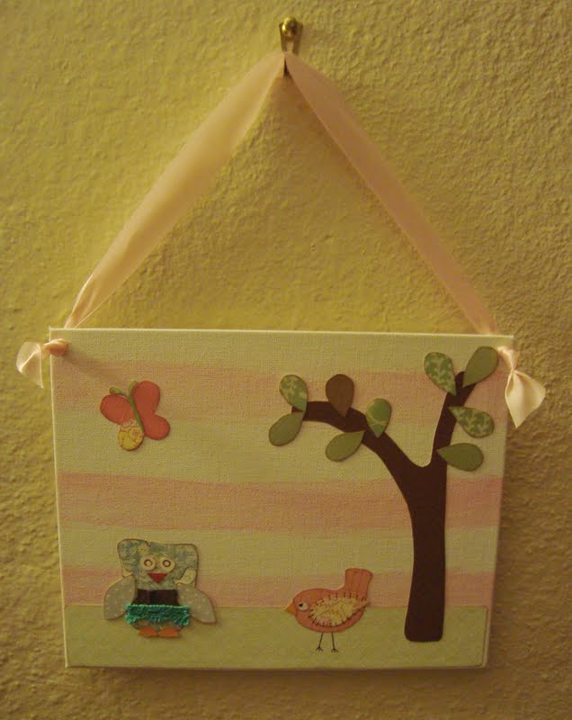 create this} PBK Inspired Nursery Wall Hanging - Shaken Together