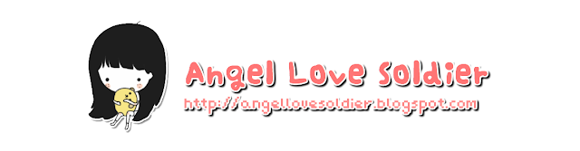 Angel Love Soldier