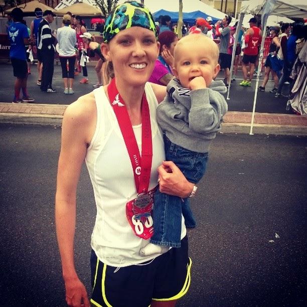Phoenix Marathon 2014