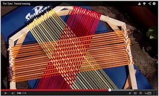 鉄線編みmad weave狂気の織り