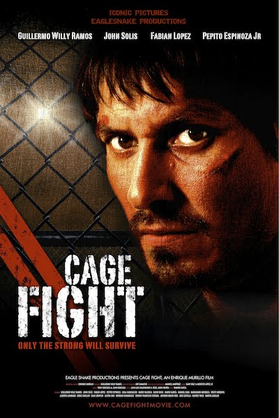 Cage fight Ring de la Muerte (2012)