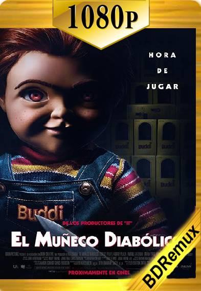 El Muñeco Diabólico (2019) REMUX [1080p] [Latino] [GoogleDrive]