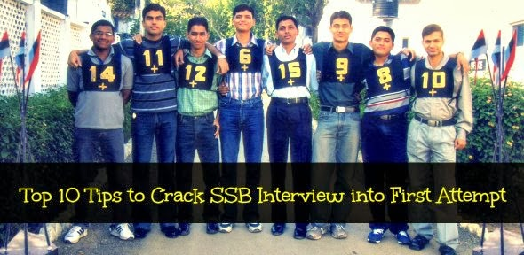 Top 10 Tips To Crack SSB Interview On First Try