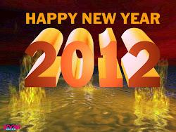 Kartu Tahun Baru 2012