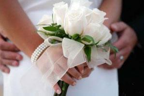 wedding bokay flowers
