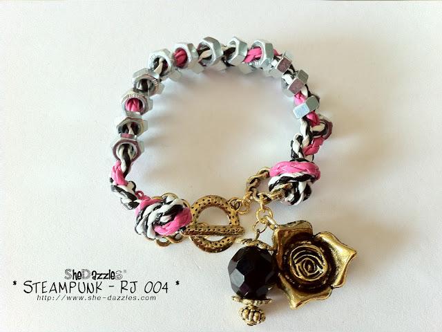RJ004-steampunk-beads-hardware-bracelet