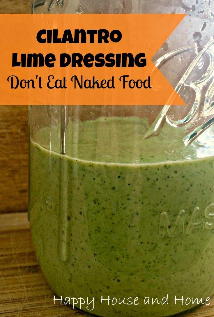 Southwest Recipe, Cilantro Lime Dressiing, Salad Dressing, Cilantro Recipe, Sauce Recipe