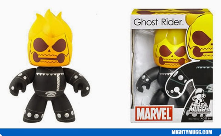 Ghost Rider Marvel Mighty Muggs Wave 3