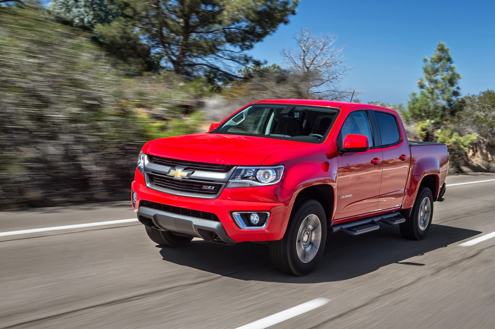 2015 Chevrolet Colorado Named Truck of the Year by MOTOR TREND