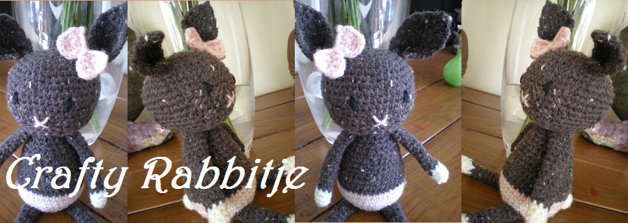 Crafty rabbitje