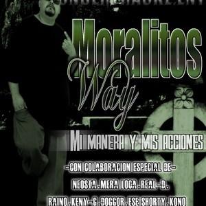 Jr Morales - Mi manera Y Mis Acciones