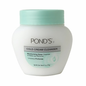 Pond's, Pond's Cold Cream, cleanser, moisturizer, theater makeup, makeup remover, makeup removal, Throwback Thursday, #tbt