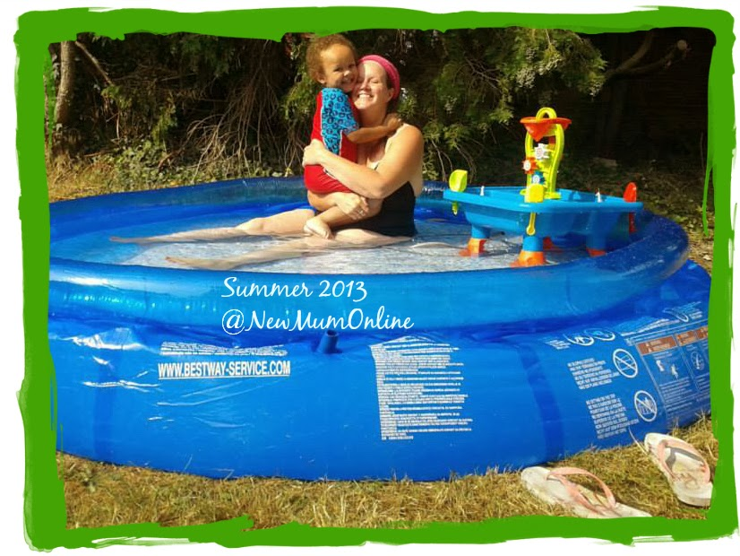 New mum online 27 jan 2014 for Garden paddling pools