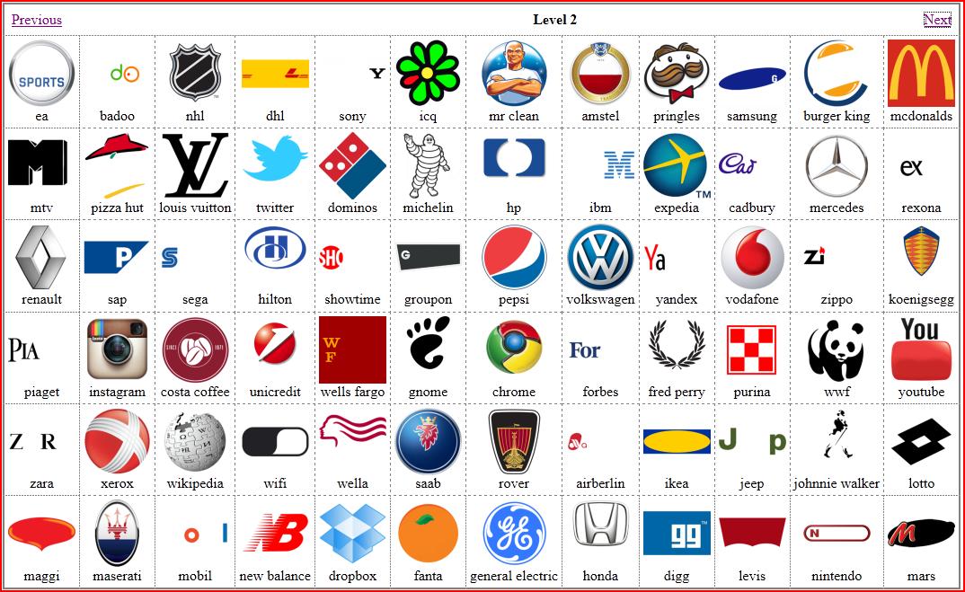 Car Insurance: Logo Qu...U Logo Quiz