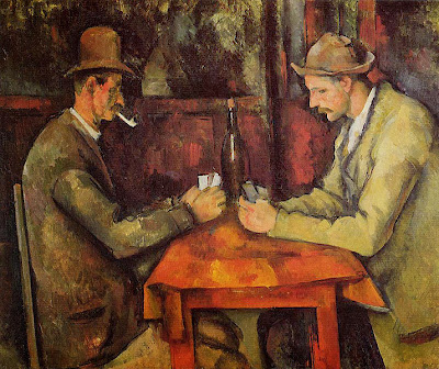 """Card Players"" by Paul Cezanne, 1892 (269.4 Million)"