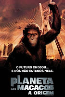 Planeta dos Macacos: A Origem, de Rupert Wyatt