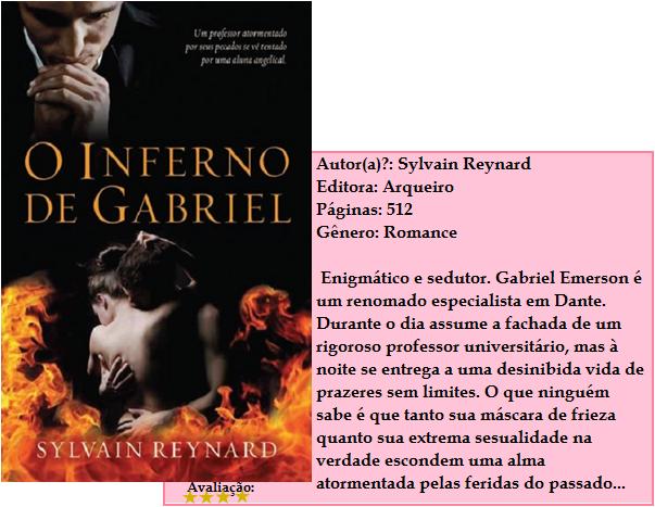 O Inferno de Gabriel.