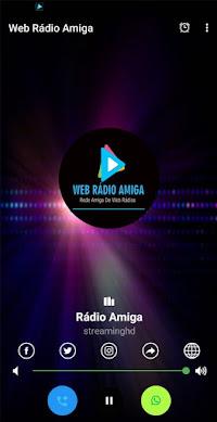 App Web Rádio Amiga