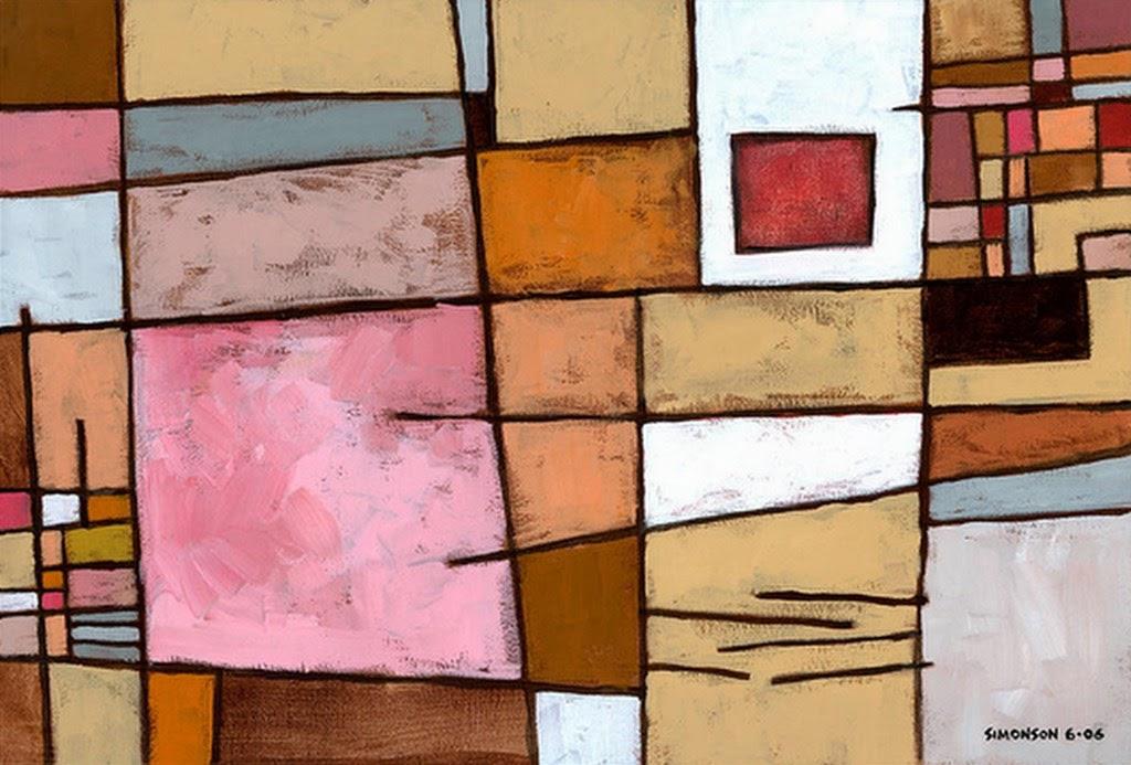 Pintura moderna y fotograf a art stica cuadros modernos - Cuadros abstractos para salon ...