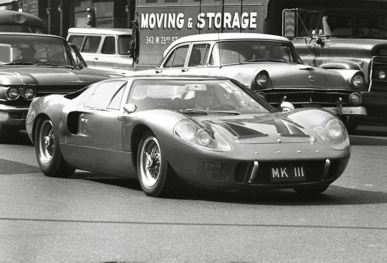 & FORD GT40 MK III: MAYHEM IN MANHATTAN! markmcfarlin.com