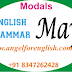 May-Modal Auxiliary Verb in English Grammar