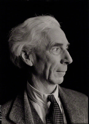 Bertrand Russell by Howard Coster © National Portrait Gallery, London
