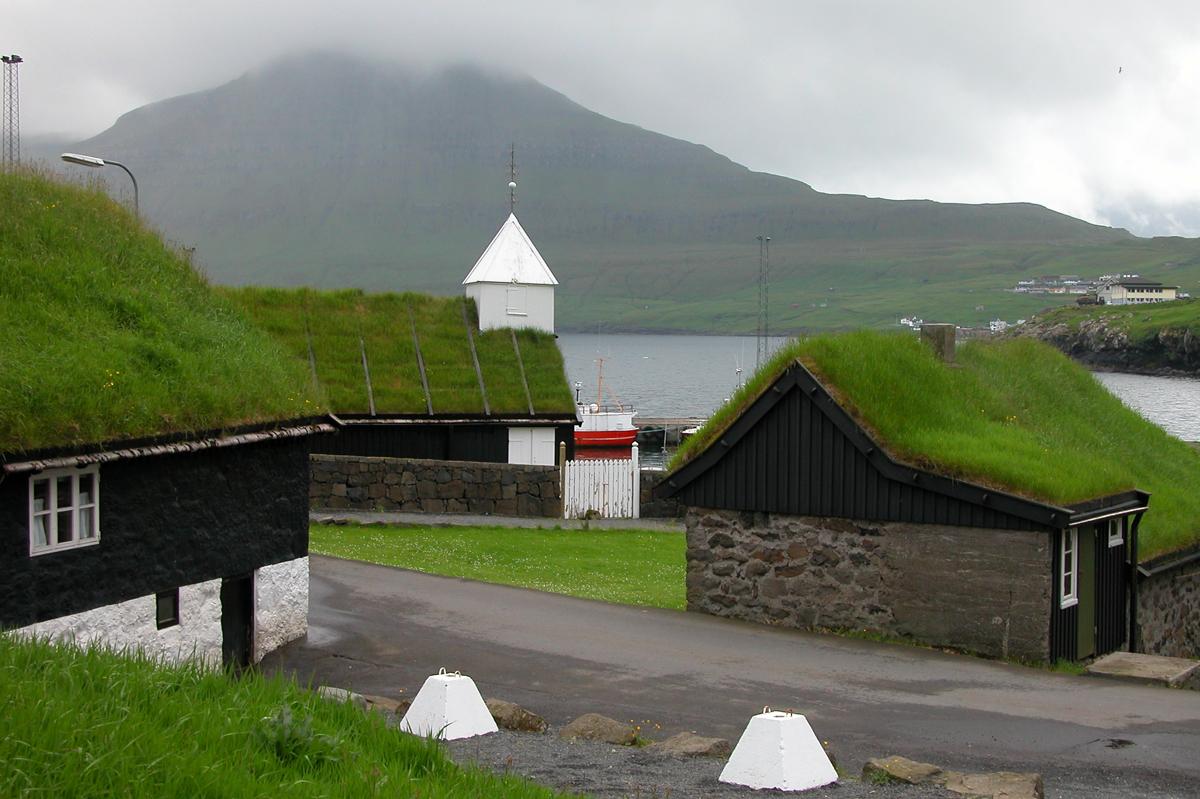 decorando casas Telhados Verdes