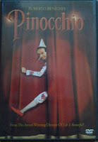 DVD Cover - Pinocchio