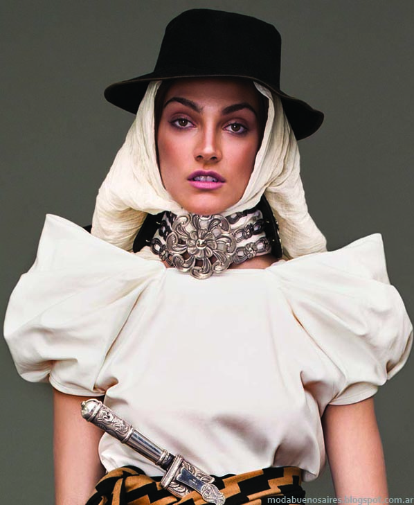 Imagen de Campaña Bafweek otoño invierno 2014. Cronograma Desfiles Semana de la Moda en Buenos Aires, colecciones otoño invierno 2014.