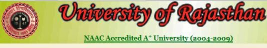 Rajasthan University BCA Part 1 Result 2014