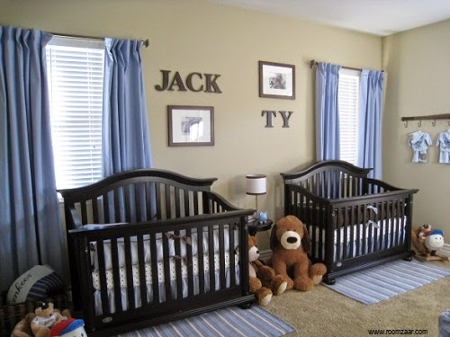 chambre b b jumeaux b b et d coration chambre b b sant b b beau b b. Black Bedroom Furniture Sets. Home Design Ideas