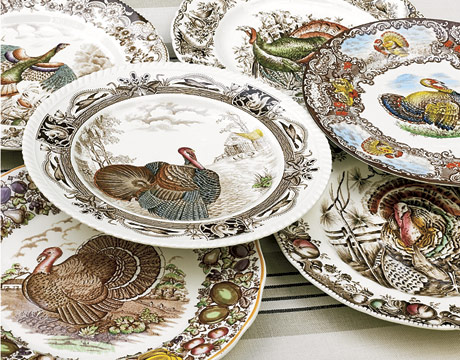 Ms Design Maven The Harvest Pheasant The Progress Of A. SaveEnlarge · Thanksgiving Dinnerware ... & Thanksgiving Dinnerware Patterns - Castrophotos